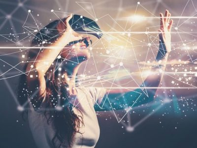 Virtual Reality by Connected Reality